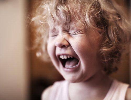Jak pomóc dziecku w przeżywaniu złości?